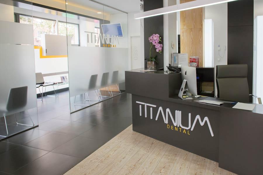 Los tratamientos dentales de la Clínica Dental Titanium
